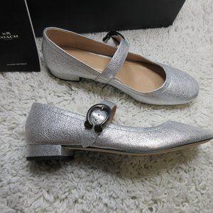 Coach Lexi Mary Jane shoes sz 9
